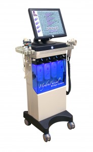 HydraFacial Tower with LED_HI